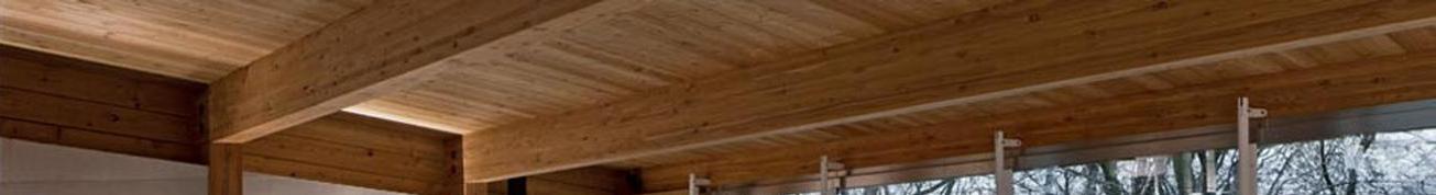 Altruwood glulam beams