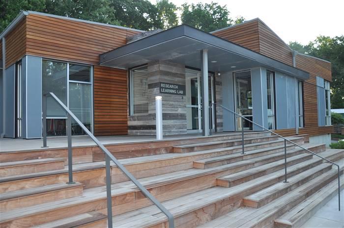 Red Cedar School ~ Western red cedar