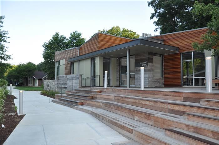 Red Cedar School ~ Western red cedar photo gallery