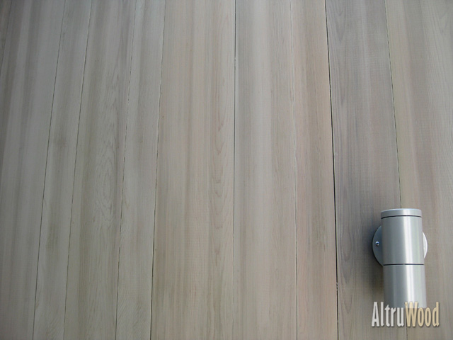 Fsc certified western red cedar siding altruwood for Altruy decoration sa