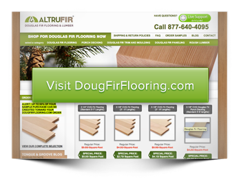 dougfircom Reclaimed CVG Douglas Fir Flooring