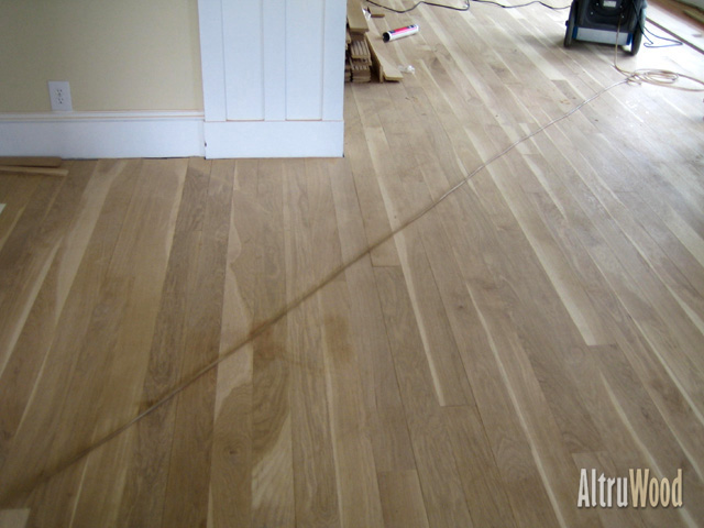 Fsc Certified White Oak Flooring White Oak Flooring Altruwood