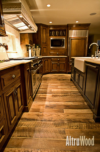 Reclaimed Antique Oak Flooring Altruwood