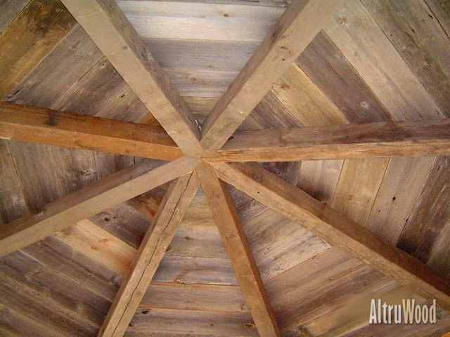 What is reclaimed lumber altruwood Reusable wood
