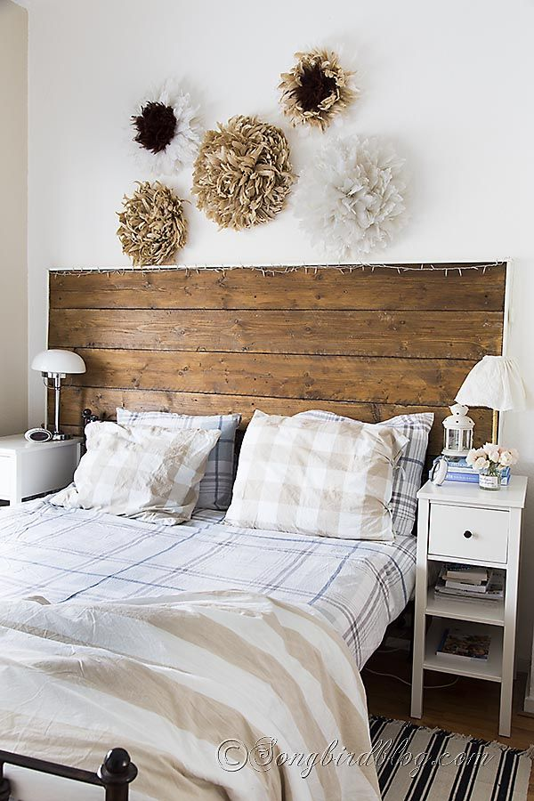 Bewitching Headboard Gift Giving Guide: 4 Gifts Made from Reclaimed Lumber