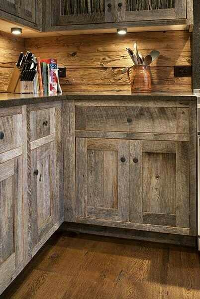 Rustic Cabinets Gift Giving Guide: 4 Gifts Made from Reclaimed Lumber