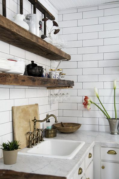 Statement Shelving Gift Giving Guide: 4 Gifts Made from Reclaimed Lumber