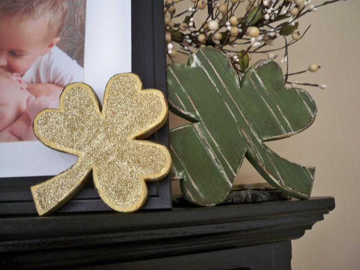 Altruwood Blog Saint Patricks Day Crafts 2 Fun St. Patricks Day Wood Gifts and Decorations
